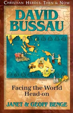 Review of David Bussau: Facing the World Head-on