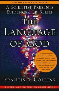 Review of The Language of God