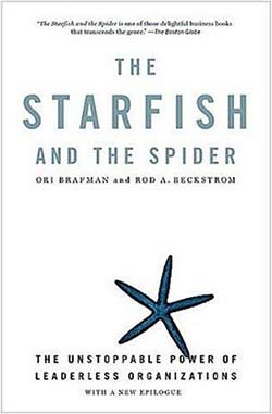 Review of The Starfish and the Spider