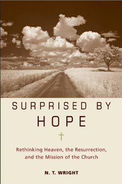 Review of Surprised by Hope